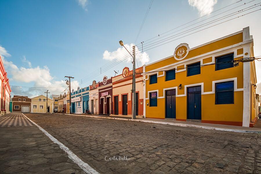 araruna centro historico